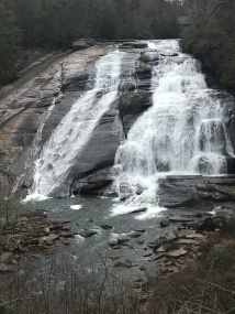 Falls in the Mountains